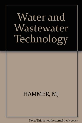 9780471347262: Water and Wastewater Technology