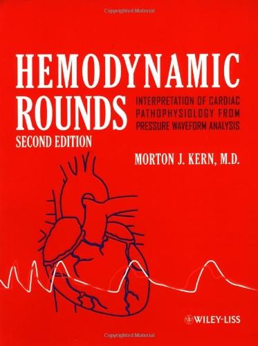 9780471347590: Hemodynamic Rounds