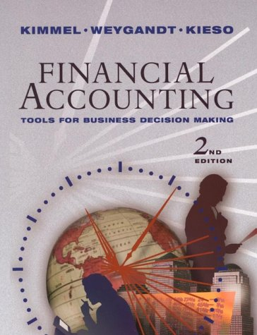 9780471347743: Financial Accounting: Tools for Business Decision Making with Annual Report, 2nd Edition