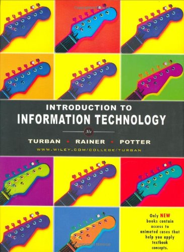 9780471347804: Introduction to Information Technology