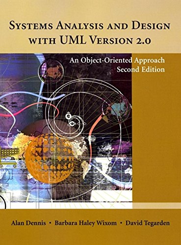 9780471348061: Systems Analysis and Design with UML Version 2.0: An Object-Oriented Approach