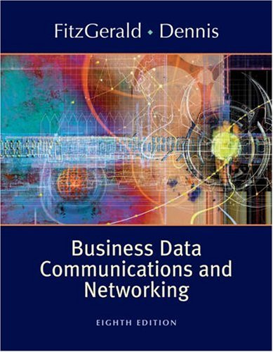 9780471348078: Business Data Communications and Networking