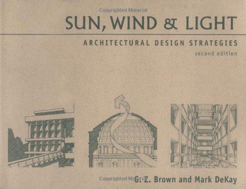 9780471348771: Sun, Wind & Light: Architectural Design Strategies