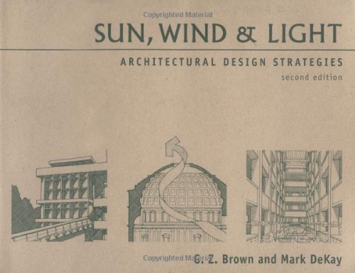 9780471348771: Sun, Wind & Light: Architectural Design Strategies, 2nd Edition