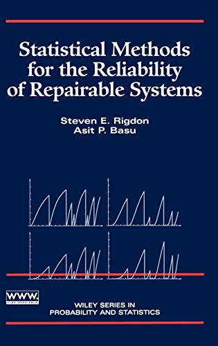 9780471349419: Statistical Methods for the Reliability of Repairable Systems