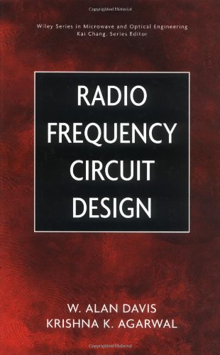 9780471350521: Radio Frequency Circuit Design