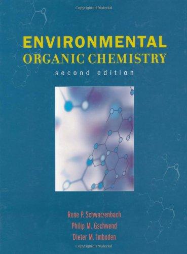 9780471350538: Environmental Organic Chemistry