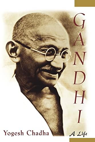 9780471350620: GANDHI: A Life