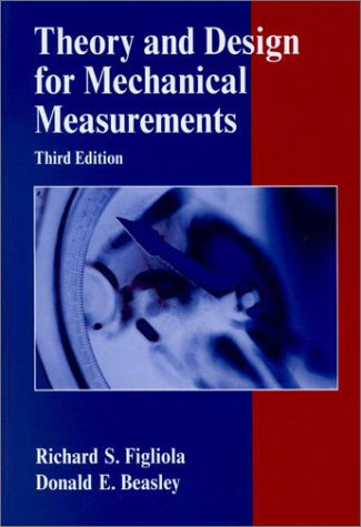 9780471350835: Theory and Design for Mechanical Measurements