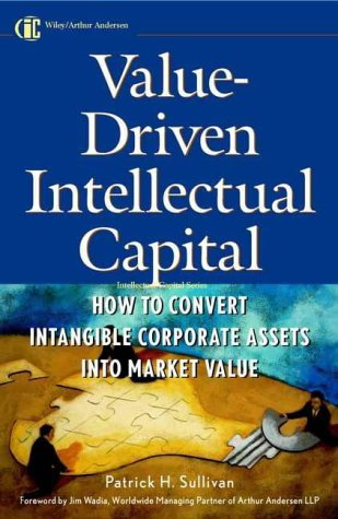 9780471351047: Value-Driven Intellectual Capital: How to Convert Intangible Corporate Assets into Market Value (Intellectual Property–General, Law, Accounting & Finance, Management, Licensing, Special Topics)