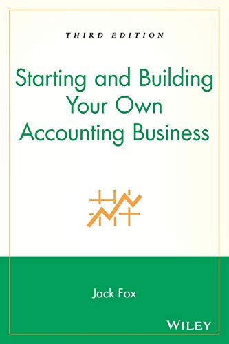 9780471351603: Starting and Building Your Own Accounting Business