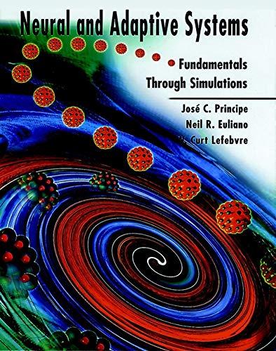 Neural and Adaptive Systems: Fundamentals Through Simulations: Principe, Jose C.;Euliano, Neil R.;...