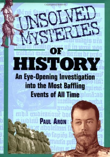 9780471351900: Unsolved Mysteries of History