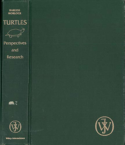 9780471352044: Turtles: Perspectives and Research