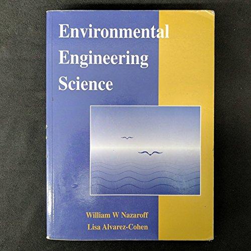 9780471352266: Environmental Engineering Science, Solutions Manual