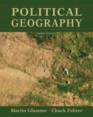 9780471352662: Political Geography