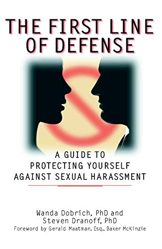 9780471353584: The First Line of Defense: A Guide to Preventing Sexual Harassment