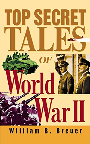 9780471353829: Top Secret Tales of World War II