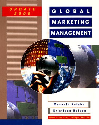 9780471353904: Global Marketing Management: Update