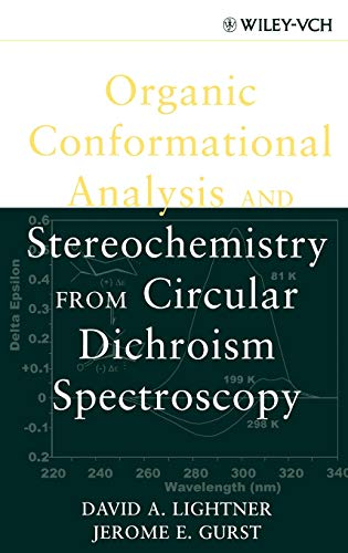9780471354055: Organic Conformational Analysis and Stereochemistry from Circular Dichroism