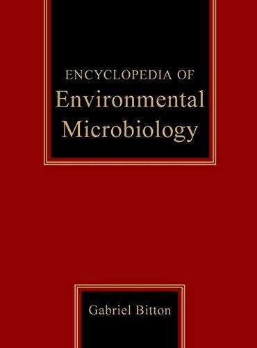 Encyclopedia of Environmental Microbiology (Hardback)