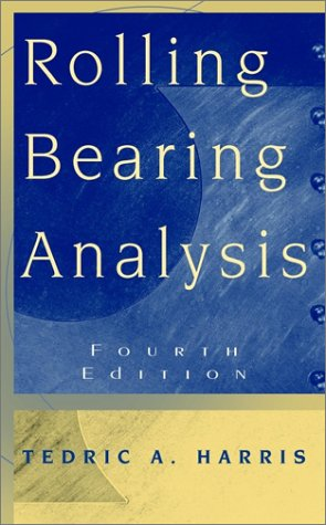 9780471354574: Rolling Bearing Analysis, 4th Edition