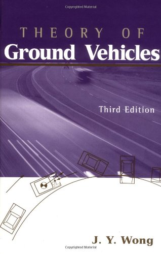 9780471354611: Theory of Ground Vehicles, 3rd Edition
