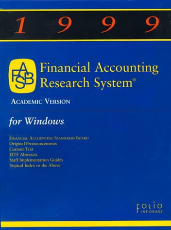 financial accounting research system