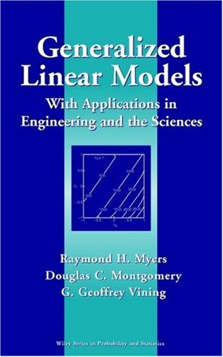 9780471355731: Generalized Linear Models: With Applications in Engineering and the Sciences