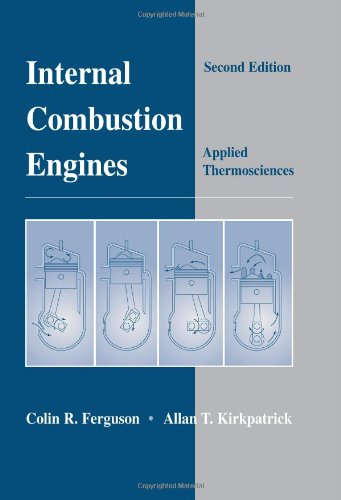 9780471356172: Internal Combustion Engines: Applied Thermosciences