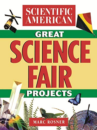 9780471356257: The Scientific American Book of Great Science Fair Projects