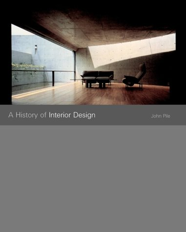 9780471356660: History of Interior Design