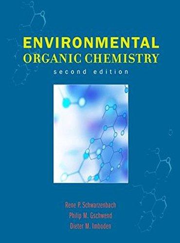 9780471357506: Environmental Organic Chemistry