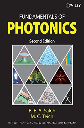 Fundamentals Of Photonics 2Ed (Pb 2012): Saleh B.E.A.