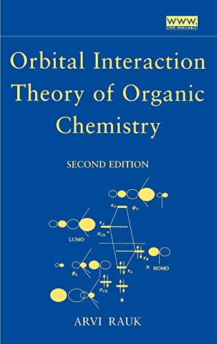9780471358336: Orbital Interaction Theory of Organic Chemistry, 2nd Edition
