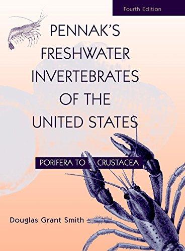 9780471358374: Pennak's Freshwater Invertebrates of the United States: Porifera to Crustacea (Life Sciences)