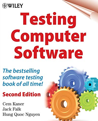9780471358466: Testing Computer Software (Computer Science)