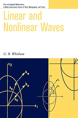 9780471359425: Linear and Nonlinear Waves