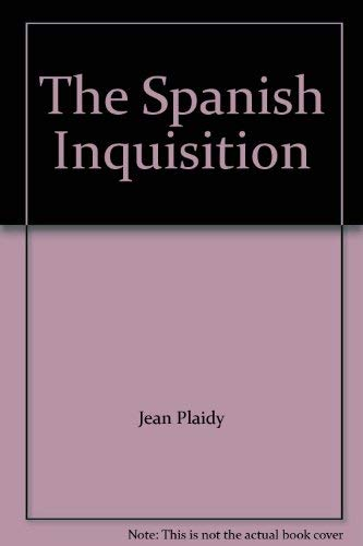 9780471360001: Spanish Inquisition (Major Issues in History)