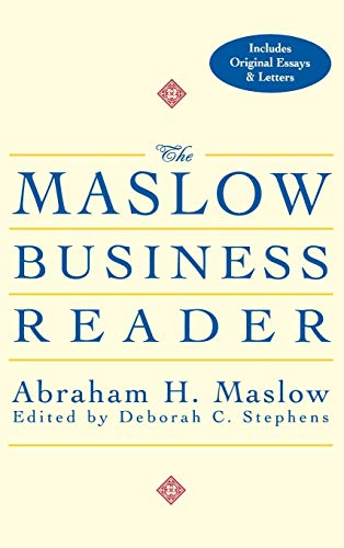9780471360087: The Maslow Business Reader