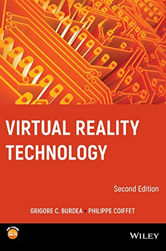 9780471360896: Virtual Reality Technology, Second Edition with CD-ROM