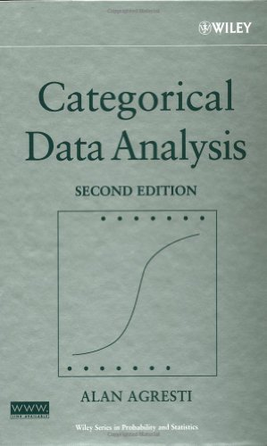 9780471360933: Categorical Data Analysis, 2nd Edition (Wiley Series in Probability and Statistics)