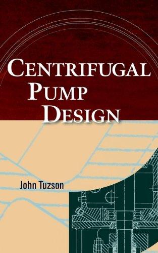 9780471361008: Centrifugal Pump Design