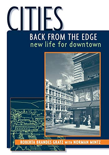 9780471361244: Cities Back from the Edge: New Life for Downtown