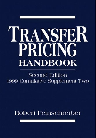 9780471361275: Transfer Pricing Handbook