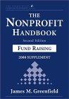 9780471361336: The Nonprofit Handbook, Fund Raising, January 2000 Supplement, 2nd Edition