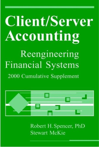 9780471361435: Client/Server Accounting: Reengineering Financial Systems, 2000 Cumulative Supplement