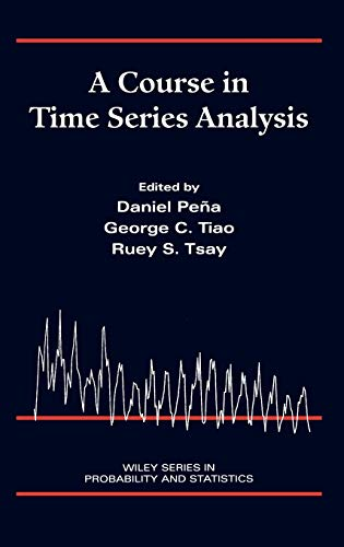 9780471361640: Time Series Analysis (Wiley Series in Probability and Statistics)