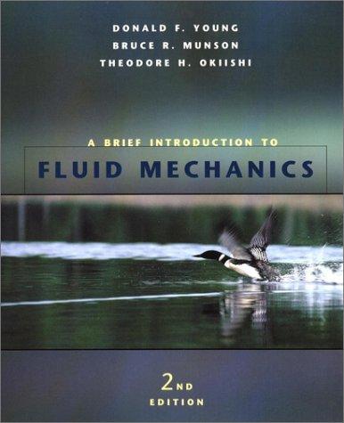 9780471362432: A Brief Introduction to Fluid Mechanics