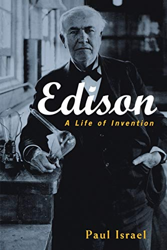 9780471362708: Edison: A Life of Invention